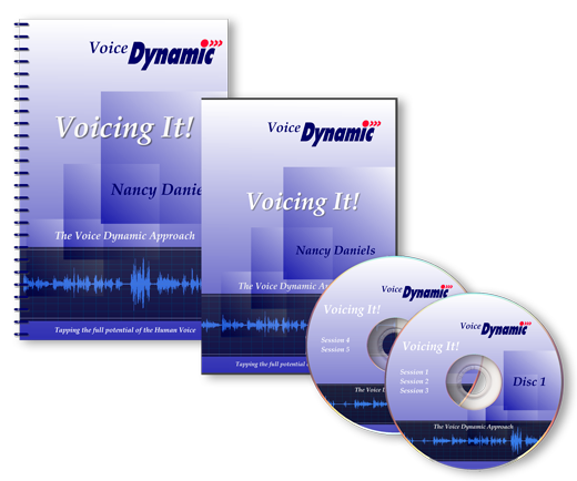 voice training dvd
